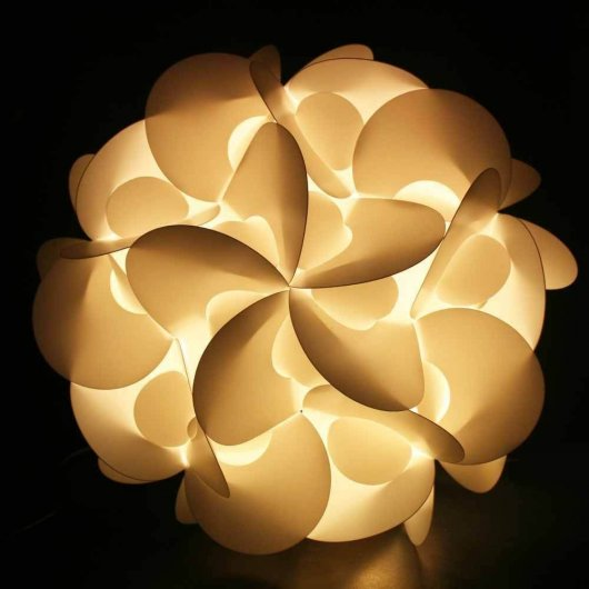 Абажур Puzzle Lamp